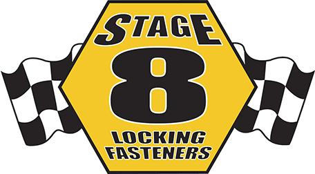 Stage 8 Logo